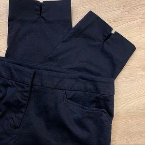 Jones New York Navy Trouser